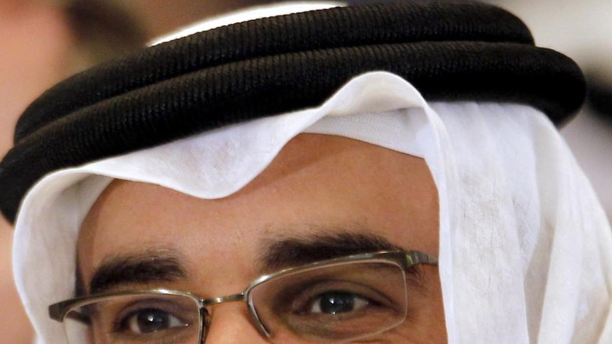 Crown Prince Salman had previously confirmed his attendance.