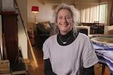 Julie Kent in her Hobart home