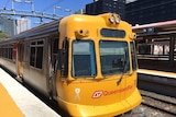 Queensland Rail train