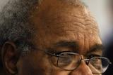 PNG leader Michael Somare