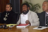 PNG opposition MPs table motion of no confidence against Peter O'Neill