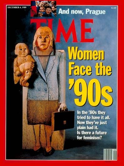 Time Magazine cover 1