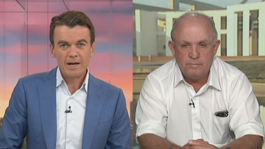 Nationals senator John Williams won't speculate on Barnaby Joyce's future.