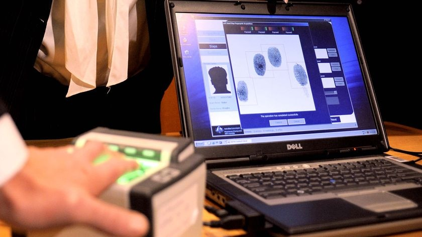 A biometric acquisition system