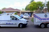 The bodies of the boy and girl were found in their Sunnybank Hills home on Monday.