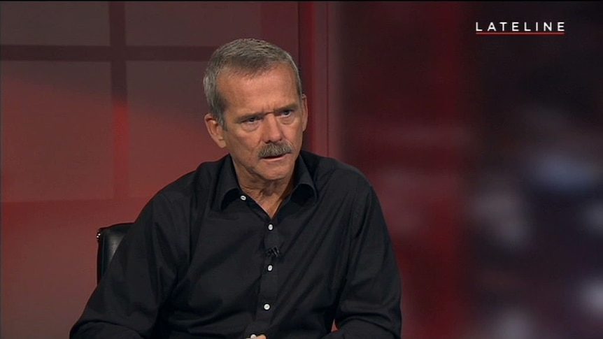 Bowie loved the song, Hadfield says