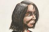 Illustration of Sue Neill-Fraser
