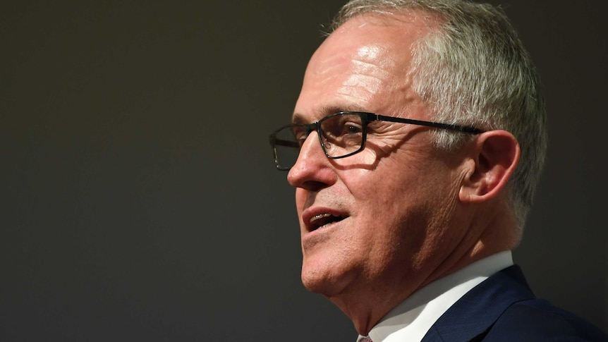 """Malcolm Turnbull condemns North Korea's """"reckless and provocative"""" actions (Image: AAP/Lukas Coch)"""