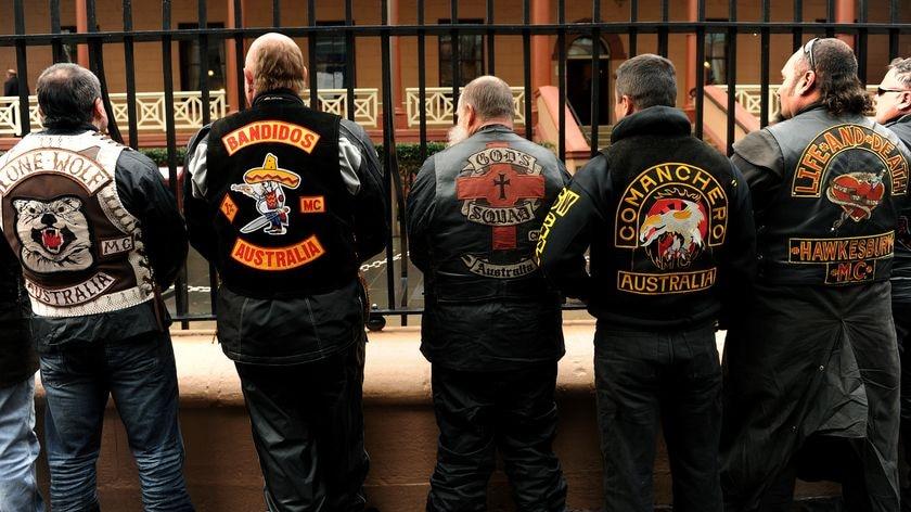 Member of various motorcycle clubs
