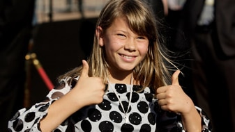 Bindi Irwin at the 2009 Aria Awards (Brendon Thorne/Getty Images)