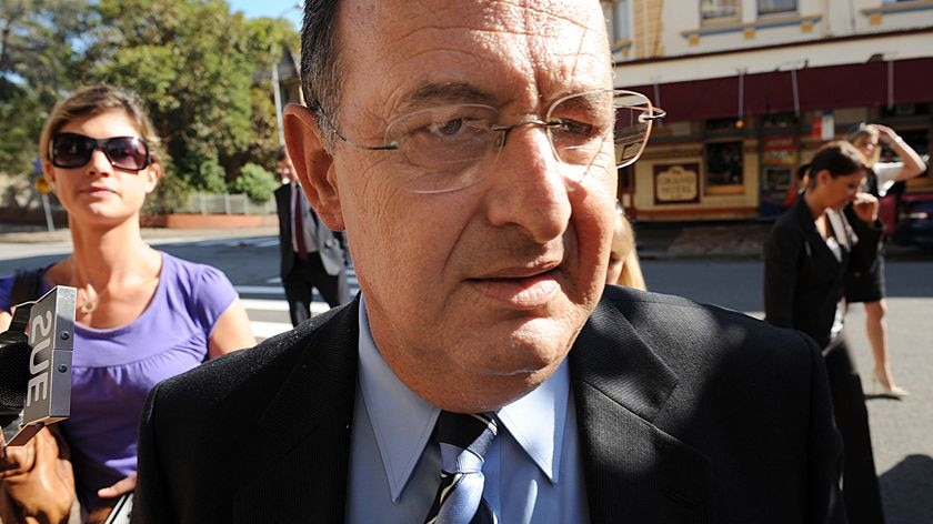 Former NSW Aboriginal Affairs Minister Milton Orkopoulos