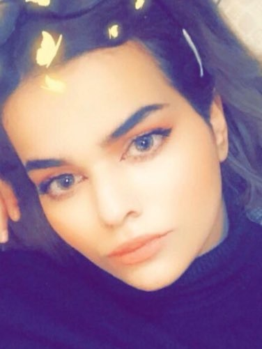 Rahaf Mohammed Mutlaq Alqunun, who is currently detained in Bangkok.