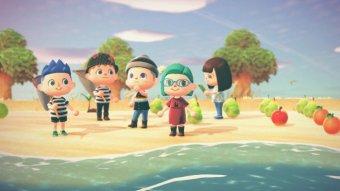 Animal Crossing meet up