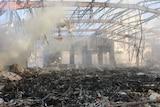Yemen airstrike on funeral hall