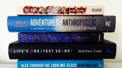Winton Prize for Science Books shortlist