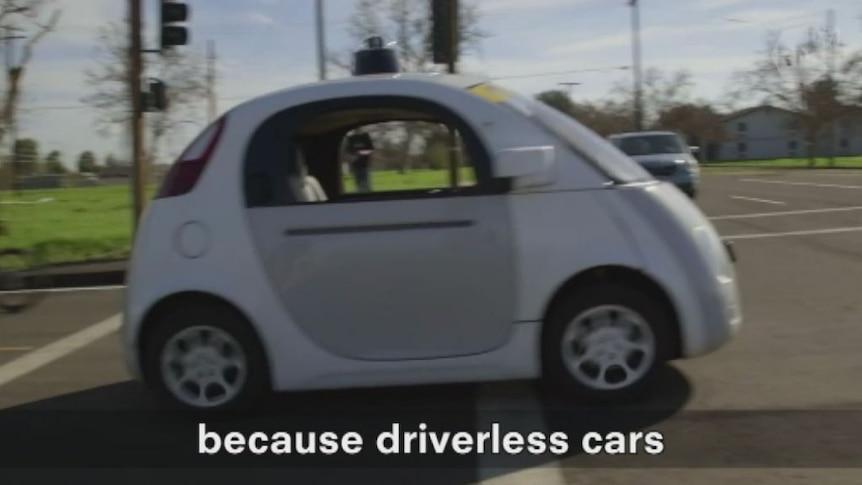 Bernie Hobbs explores the dilemma of a driverless future