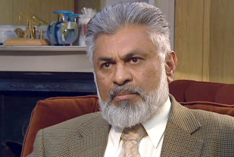 Amjad Mehboob, president of Muslims NSW