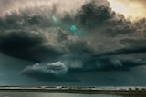 Storm Cell Newcastle