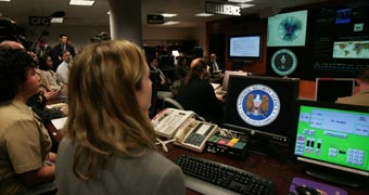 (Custom 340x180) National Security Agency threat operations centre
