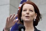 "Julia Gillard: ""I will pursue the idea of a citizens assembly"""