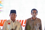 Indonesia's two presidential candidates vowed to run a clean campaign