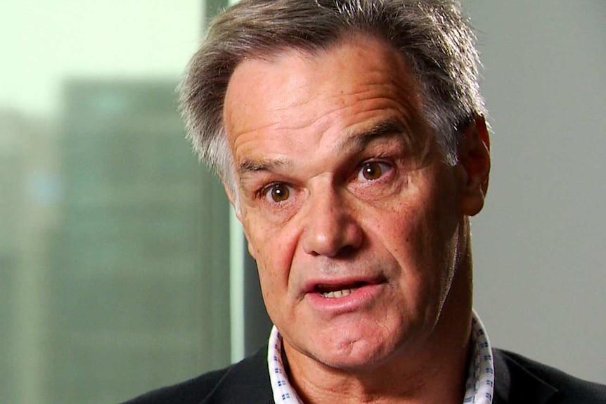 Deputy NSW Ombudsman Steve Kinmond