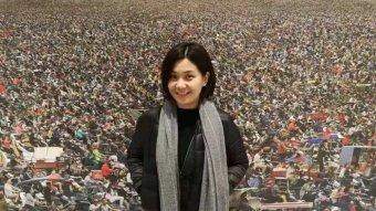 Journalist Iris Zhao
