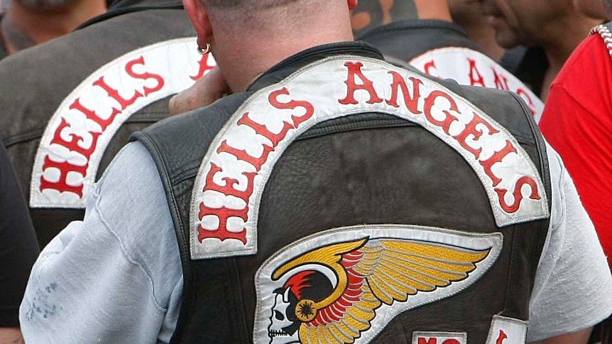 Hell's Angels in Adelaide