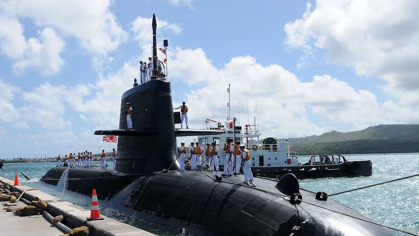 Australia appears to want to purchase the Soryu class sub from Japan.
