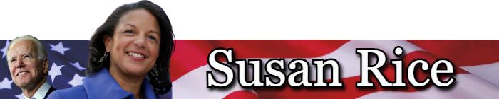 Susan Rice Banner