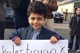 Islamic School of SA protest