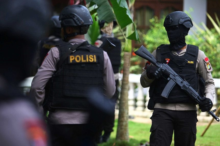 Christmas terror plot suspects killed by Indonesian police in shoot-out