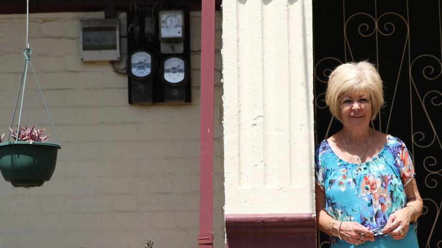 Despite reducing her usage, Rita Burrows' electricity bills are still unaffordable