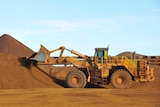 Iron ore mining in the Pilbara- good generic