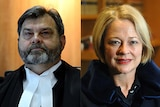 Queensland's Court of Appeal president Justice Margaret McMurdo speaks on the judiciary.