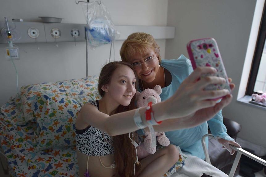Chilean girl euthanasia plea