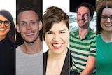 The winners of the 2017 Top 5 Under 40.