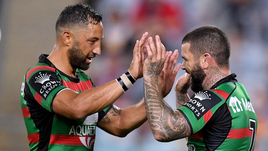 Rabbitohs thrash struggling Broncos for fourth-straight win