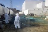 Japan's Fukushima Daiichi nuclear power plant
