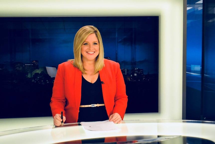 ABC Adelaide presenter Jessica Harmsen