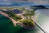 Abbot Point is located about 25 kilometres north of Bowen