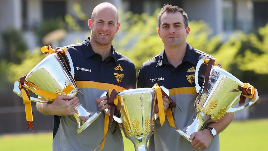 David Hale and Brian Lake announce their retirements