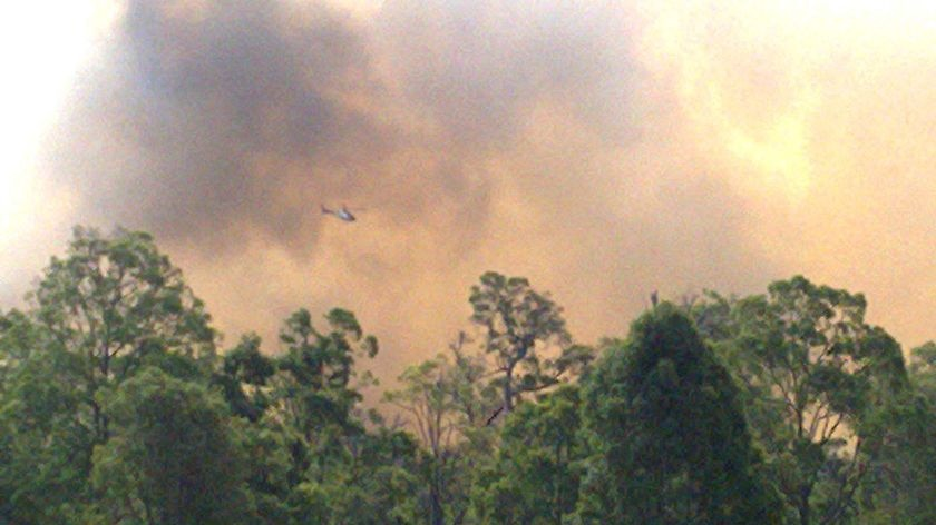 FESA says the hot conditions may lead to fires.