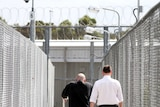 There are over 380 prisoners and 150 staff currently at Mount Gambier Prison