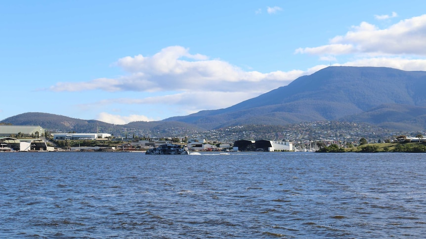 Prince of Wales Bay in Hobart