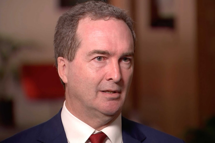 Robert Hannigan, former director of Britain's intelligence and security organisation GCHQ.