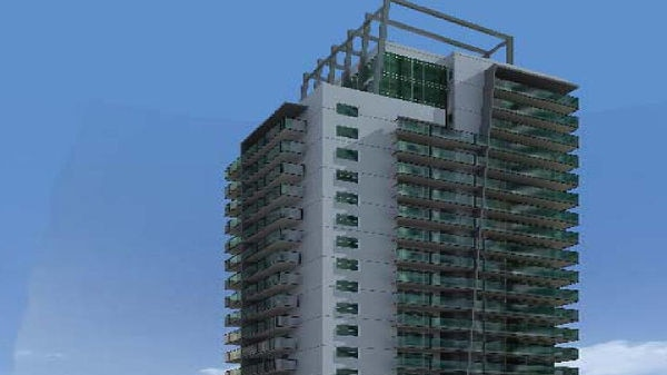 proposed residential tower