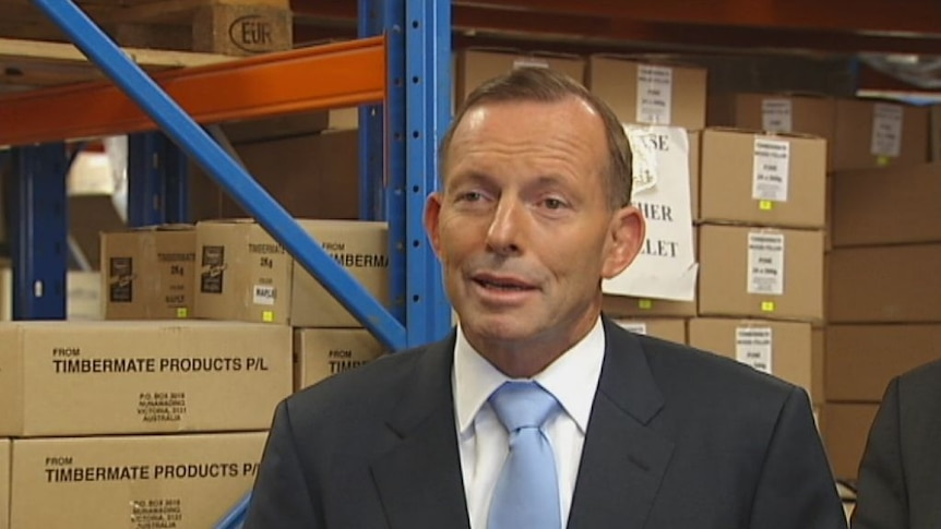 Abbott's leadership to be put to the party room test