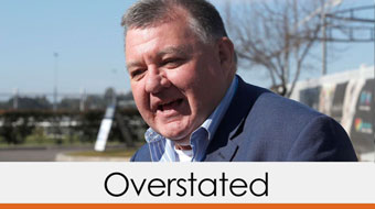 craig kelly verdict overstated all orange