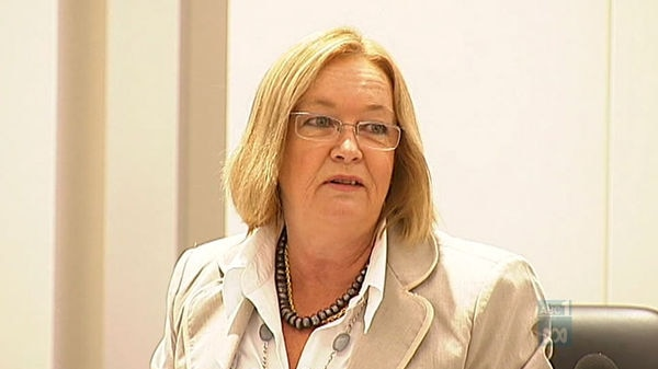 Ms Burch has defended the accommodation delay. (file photo)